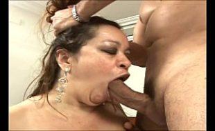 Porno gorda velha fode com o seu marido
