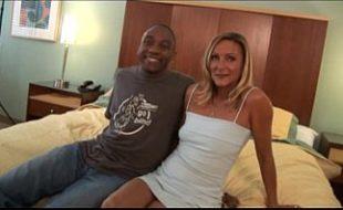 Negro no sexo com coroas amadora