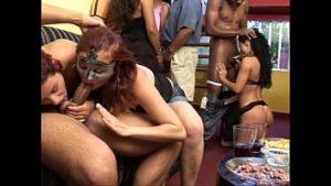 Foda em festa com as brasileiras gostosas