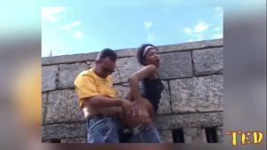 Peguei duas putas de rua em frente ao Pão de Açucar no Rio de Janeiro